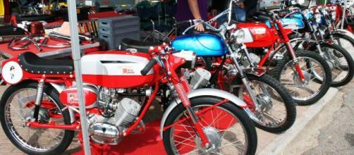 Le moto della manifestazione MilleniumExpo.