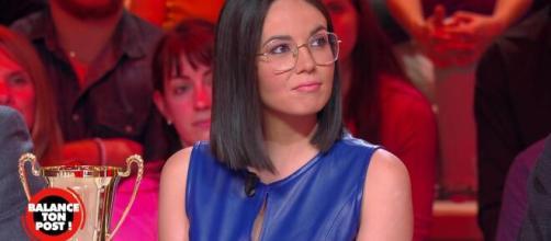 TPMP : Agathe Auproux lors d'un débat agité