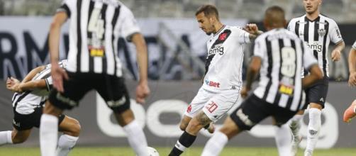 Vasco foi goleado pelo Atlético-MG. (Divulgação/Ferj)