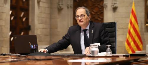 Al rechazar el Tribunal Constitucional su recurso, Quim Torra no recuperará la presidencia de la Generalitat tras su inhabilitación