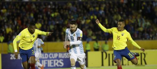 Argentina e Equador vão abrir as Eliminatórias da Copa do Mundo de 2022, em Buenos Aires. (Arquivo Blasting News)