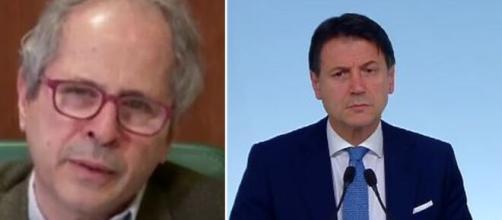Coronavirus, Andrea Crisanti critica il governo Conte