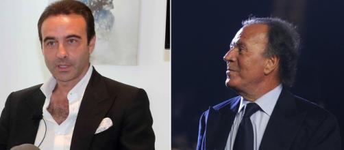 El primer disco de Enrique Ponce incluirá un dueto con su amigo Julio Iglesias