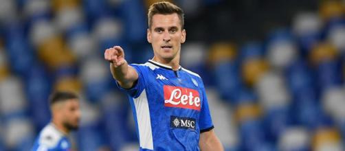 Inter, a gennaio l'obiettivo potrebbe essere Arkadiusz Milik (Rumors).