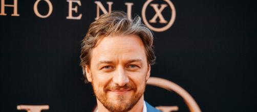 "James McAvoy estará no filme ""My Son"". (Arquivo Blasting News)"
