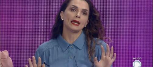 Luiza contou que cogitou affair com Cartolouco em 'A Fazenda 12'. (Arquivo Blasting News)
