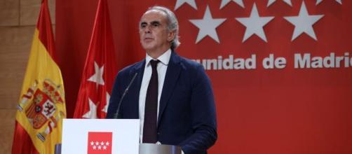 La Comunidad de Madrid quiere volver a aislar algunos barrios de la capital