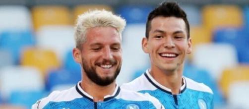 Napoli-Atalanta, probabili formazioni: Mertens-Osimhen-Lozano sfidano Muriel-Zapata.