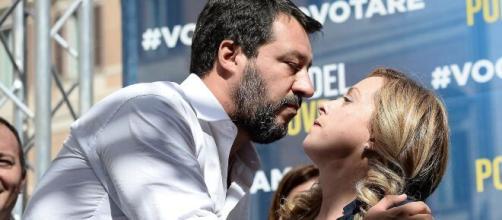 Salvini snobba la recente nomina della Meloni al vertice dell'Ecr.