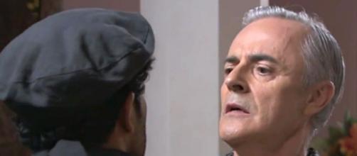Spoiler Una vita: Alfredo viene ucciso da uno sconosciuto.