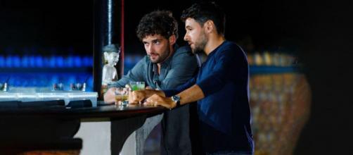 Un posto al sole, Niko (Luca Turco) e Leonardo (Erik Tonelli).