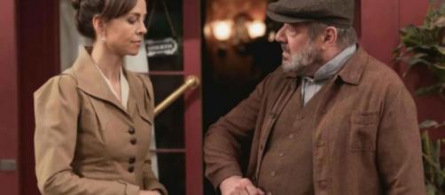 Una vita, trame Spagna: Felicia accetta di sposare Ledesma per salvare Emilio.