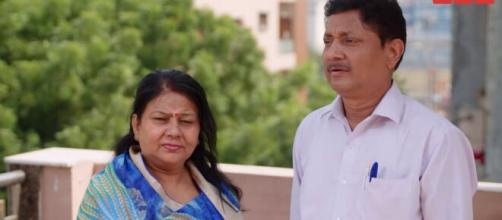 '90 Day Fiancé': In a newly released clip obtained by People, Sumit confronts his parents. [Image Source: TLC/YouTube]