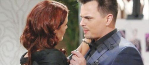 Beautiful, anticipazioni 10 ottobre: Wyatt vuole riconquistare Sally.