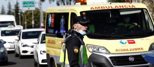 El Gobierno español declara estado de alarma en Madrid para frenar la pandemia del coronavirus.