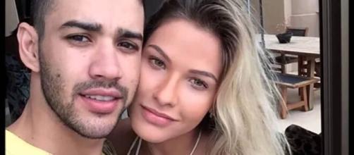 Gusttavo Lima e Andressa Suita é o mais novo casal a se separar. (Reprodução/Instagram)