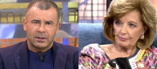 Jorge Javier Vazquez afirma que 'se lo está pisoteando' después de conocer el mensaje de María Teresa Campos.