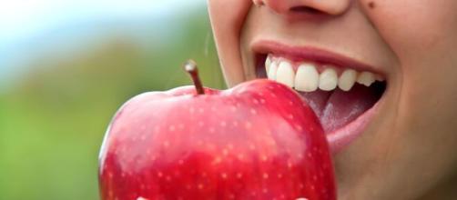 Las manzanas rojas son más saludables que las verdes