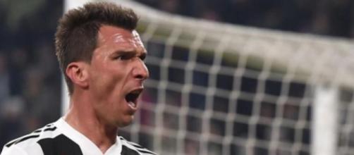 Mario Mandzukic, ex calciatore della Juventus.
