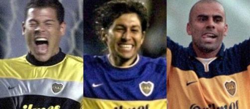 Oscar Cordóba, Jorge Bermúdez e Mauricio Serna são os colombianos que fizeram história no futebol argentino. (Arquivo Blasting News)