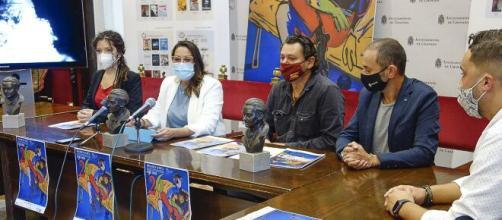 Presentación Premios Lorca en el ayuntamiento de Granada