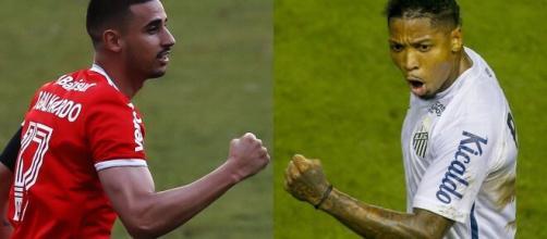 Thiago Galhardo e Marinho estão entre as melhores opções para o Cartola FC na 15ª rodada. (Arquivo Blasting News)