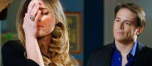 Upas, trame dal 12 al 16 ottobre: Serena ha un malore e Filippo la porta in ospedale.