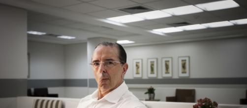 Antonio Luiz Macedo, médico de Bolsonaro, dá falsa informação no WhatsApp. (Foto: Arquivo Blastingnews)