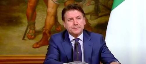 Il presidente del Consiglio Giuseppe Conte.