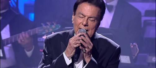 Agnaldo Rayol é um dos cantores que mais se destacou com musicas italianas na Globo. (Arquivo Blasting News)