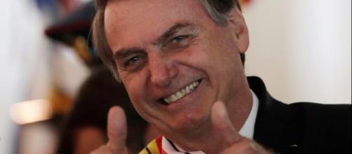 Bolsonaro faz declarações sobre o uso de vacina. (Arquivo Blasting News)