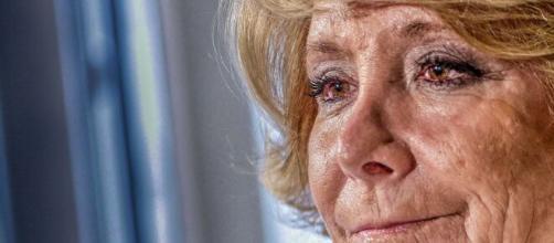 Esperanza Aguirre vuelve a fugarse en medio de una entrevista al sentirse incómoda - substack.com