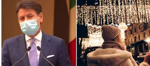Giuseppe Conte ha spiegato che si auspica a passare un Natale in serenità.