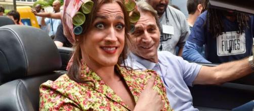 Herson Capri atuou em 'Minha mãe é uma peça'. (Reprodução/YouTube)