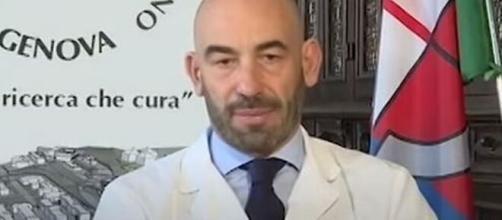 Matteo Bassetti, infettivologo del San Martino di Genova.