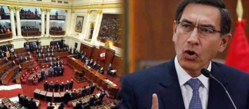 Parlamento destituye a Martín Vizcarra de la presidencia de Perú
