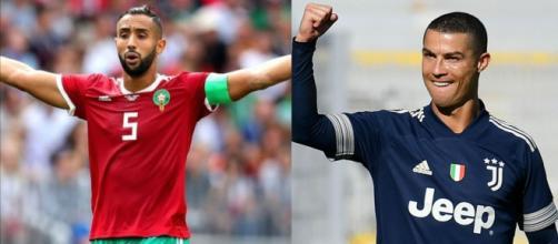 Cristiano Ronaldo: les anecdotes de Mehdi Benatia, son ancien coéquipier à la Juventus. Source montage photo