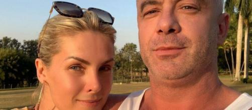 Em publicação, marido de Ana Hickmann revela câncer: 'tumor grande'. (Reprodução/Instagram)