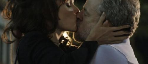 """Eugênio e Irene em """"A Força do Querer"""". (Reprodução/TV Globo)"""