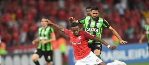Internacional e América-MG é outro jogo da Copa do Brasil pelas quartas de finais. (Arquivo Blasting News)