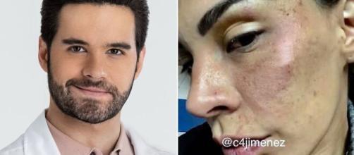 La novia de Eleazar Gómez no retirará los cargos por violencia