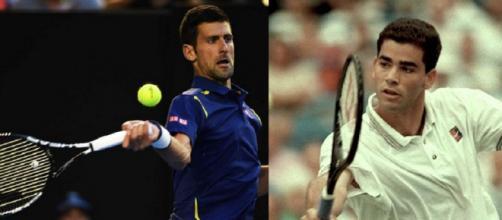 Novak Djokovic e Pete Sampras detengono a quota 6 il record di anni chiusi al numero 1 del ranking.