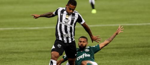 Palmeiras e Ceará abrirão confronto de ida das quartas de final na Copa do Brasil. (Arquivo Blasting News)