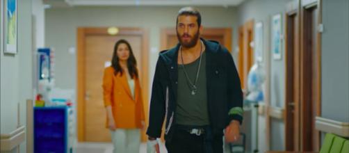 DayDreamer, trame Turchia: Can e Sanem si lasciano, lui va via da Istanbul.