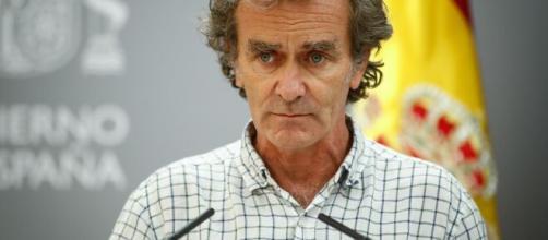 Fernando Simón alerta sobre el riesgo en el Puente de la Constitución