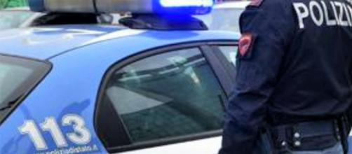 L'arresto è stato effettuato dalla polizia.