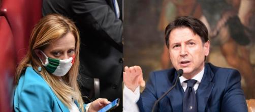 Sondaggi: Giorgia Meloni supera Giuseppe Conte nella fiducia degli italiani.