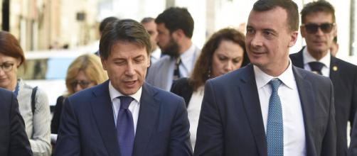 Vaccino, Nicola Porro attacca Conte e Casalino.