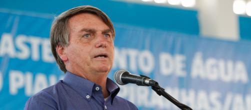 Bolsonaro polemiza mais uma vez com João Doria. (Arquivo Blasting News)