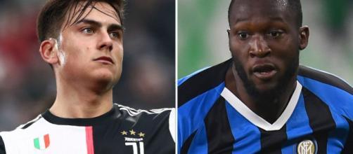 Dybala, da Juventus, e Lukaku, da Internazionale, estão entre os jogadores valiosos dessa edição do Campeonato Italiano. (Arquivo Blasting News)